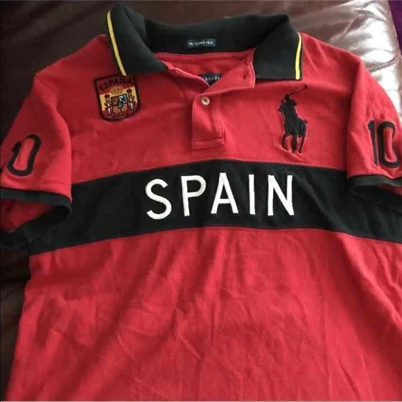 Spain Women Size Xl Polo Ralph Lauren WHE29IYD